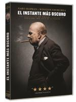 El instante más oscuro - DVD