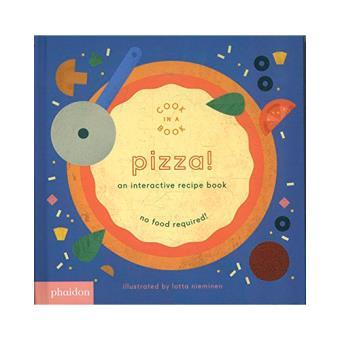 An interactive recipe book pizza sinopsis y precio fnac an interactive recipe book pizza solutioingenieria Gallery