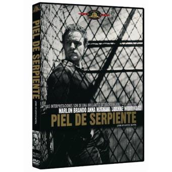 Piel de serpiente - DVD