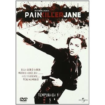 Painkiller Jane - Temporada 1 - DVD