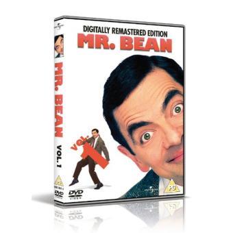 Mr. Bean (Volumen 1) (V.O.S.) - DVD