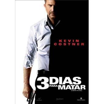 3 días para matar - DVD
