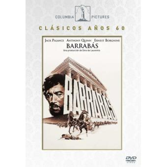 Barrabás - DVD