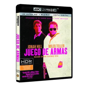 Juego de armas - UHD + Blu-Ray
