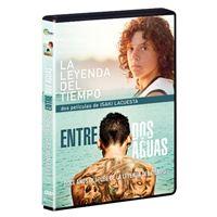 Pack Isaki Lacuesta - Entre dos aguas + La leyenda del tiempo - DVD
