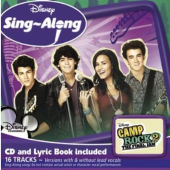 Camp Rock 2 Sing Along (B.S.O)