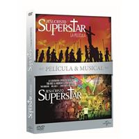 Jesucristo Superstar - Película + Musical - DVD