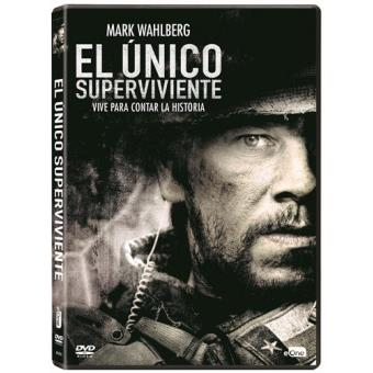 El único superviviente - DVD