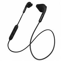 Auriculares Bluetooth Defunc Plus Hybrid Negro