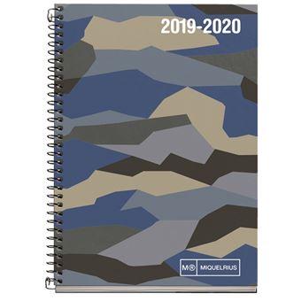 Agenda Miquelrius 2019/20 Semana Vista + 2SV Hard Rock