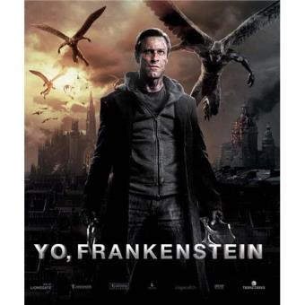 Yo, Frankenstein - Blu-Ray