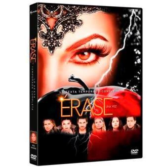 Érase una vez - Temporada 6 - DVD