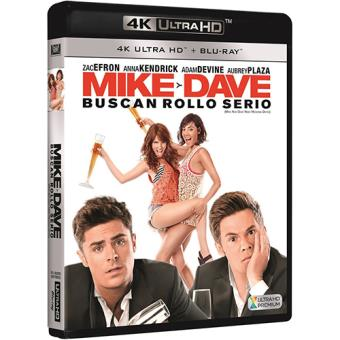 Mike y Dave buscan rollo serio - UHD +2D