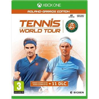 Tennis World Tour Roland-Garros Edition Xbox One