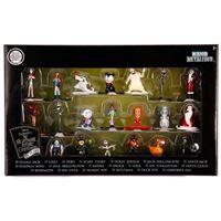 Pack Disney Pesadilla antes de Navidad - 20 nanofiguras de metal - Varios modelos