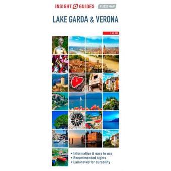Insight Flexi Map: Lake Garda & Verona
