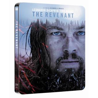 El renacido - The Revenant - Exclusiva Fnac - Steelbook Blu-Ray