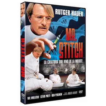 Mr. Stitch - DVD