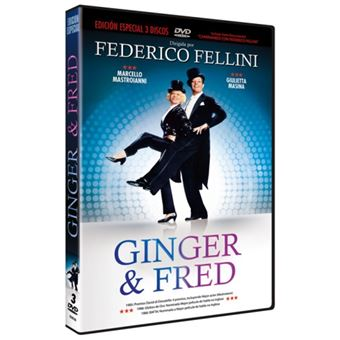 Ginger & Fred Ed Exclusiva - DVD