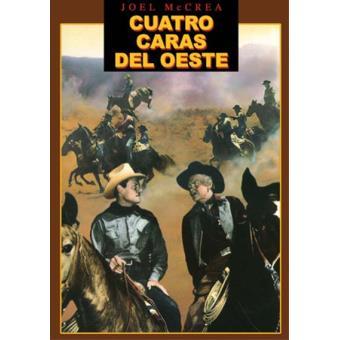 Cuatro caras del Oeste - DVD
