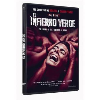El Infierno Verde - DVD