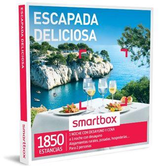 Caja Regalo Smartbox - Escapada deliciosa