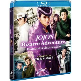 Jojo'S Bizarre Adventure Diamond Is Unabreakable -  La Película - Ed. Coleccionista Blu-Ray