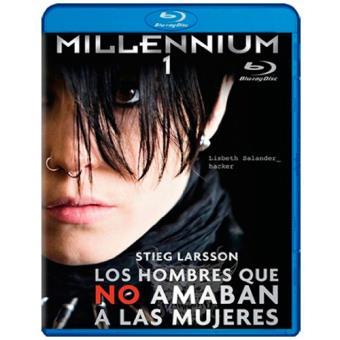 Millennium 1: Los hombres que no amaban a las mujeres - Blu-Ray