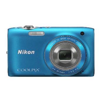 Nikon S3100 Azul Kit Cámara Compacta Digital
