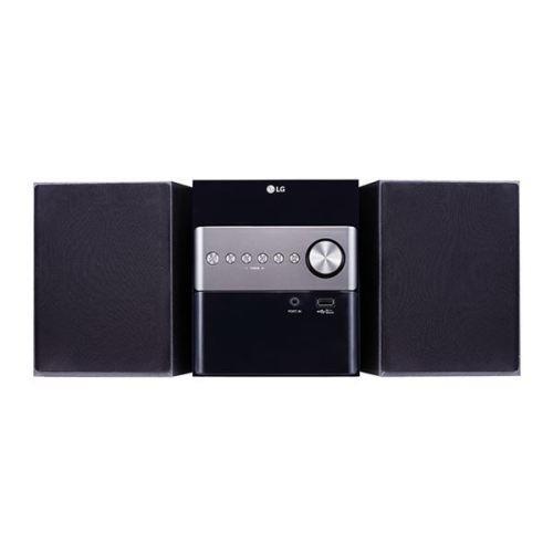 Microcadena Bluetooth LG CM1560 Negro