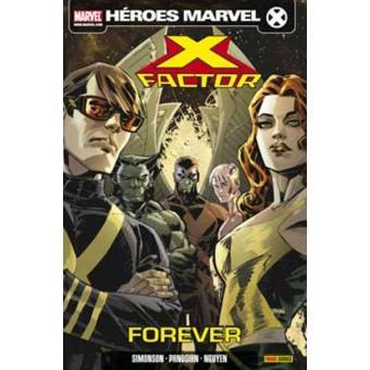 X-Factor Forever 1-5