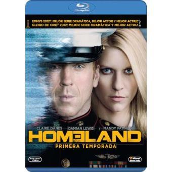 HomelandHomeland - Temporada 1 - Blu-Ray
