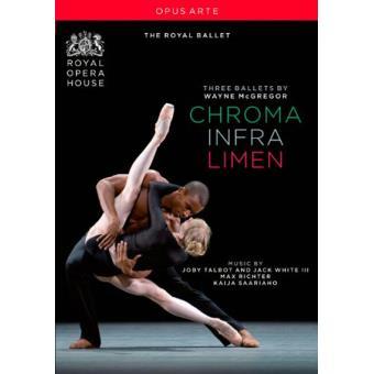 Tres ballets: Chroma, Infra, Limen