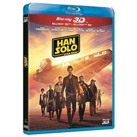 Han Solo: Una historia de Star Wars - 3D + Blu-Ray