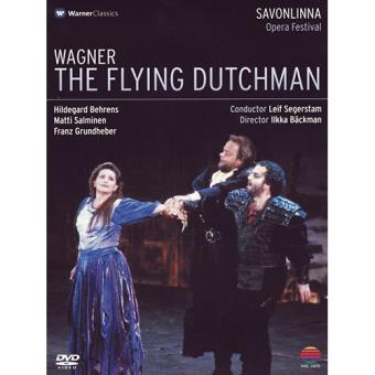 Wagner: The Flying Dutchman (DVD)