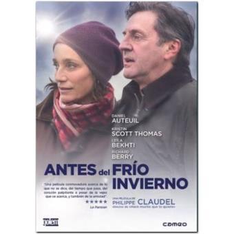Antes del frío invierno - DVD