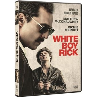White Boy Rick - DVD