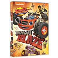 Blaze and The Monster Machines 13: Ninja Blaze - DVD