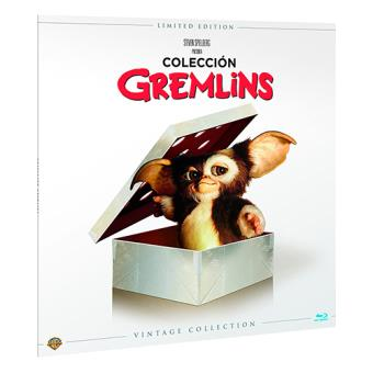 Pack Gremlins  Ed Limitada Vinilo - Blu-Ray