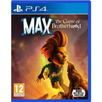 Max: The Curse of Brotherhood PS4