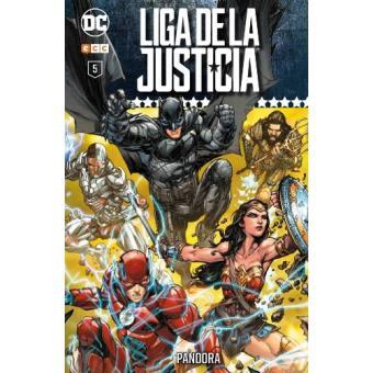 Liga de la Justicia: Coleccionable semanal núm. 05 Pandora