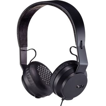 Auriculares Diadema The House of Marley Roar negro