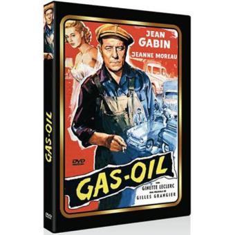 Gas-Oil - DVD