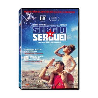 Sergio & Serguéi - DVD
