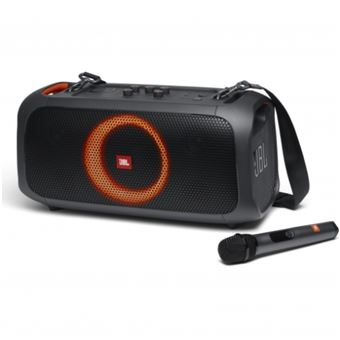 Altavoz Bluetooth JBL Partybox on the Go Negro