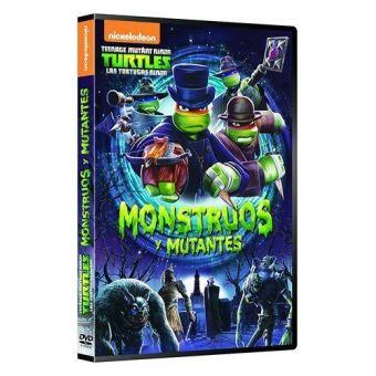 Las Tortugas Ninja. Monstruos y Mutantes -  DVD