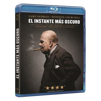 El instante más oscuro (Blu-Ray)