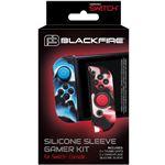 Kit  Joycon Blackfire - Nintendo Switch