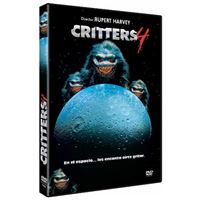 Critters 4 - DVD