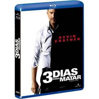 3 días para matar - Blu-Ray